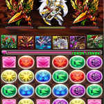 【パズドラ攻略】陽炎の塔 陽炎の騎士 クリア!