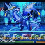 【パズドラZ攻略】水の神殿 攻略 蒼天龍・ニライカナイ プレイ動画