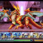 【パズドラZ攻略】火の神殿 プレイ動画 緋天龍・エルドラド