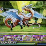 【パズドラZ攻略】光の神殿 プレイ動画 ボス:聖天龍・シャングリラ